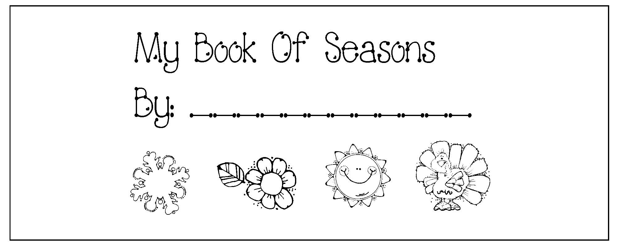 months of the year activities, calendar activities, calendar lessons, activities for the seasons, season booklet, month booklet, daily 5, calendar lessons, common core calendar, common core months, common core seasons,