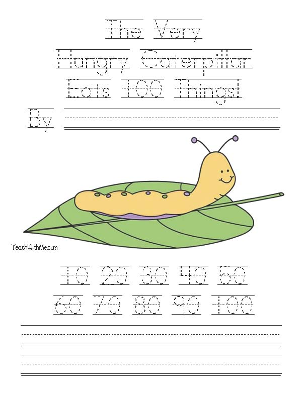 the very hungry caterpillar activities, lessons for the very hungry caterpillar, parts of a book poster, parts of a book anchor chart, parts of a book activities, free common core lessons for kindergarten, free common core lessons for 1st, skip counting activities, food cards for the very hungry caterpillar, math activities for the very hungry caterpillar, days of the week activities, writing activities for the very hungry caterpillar,
