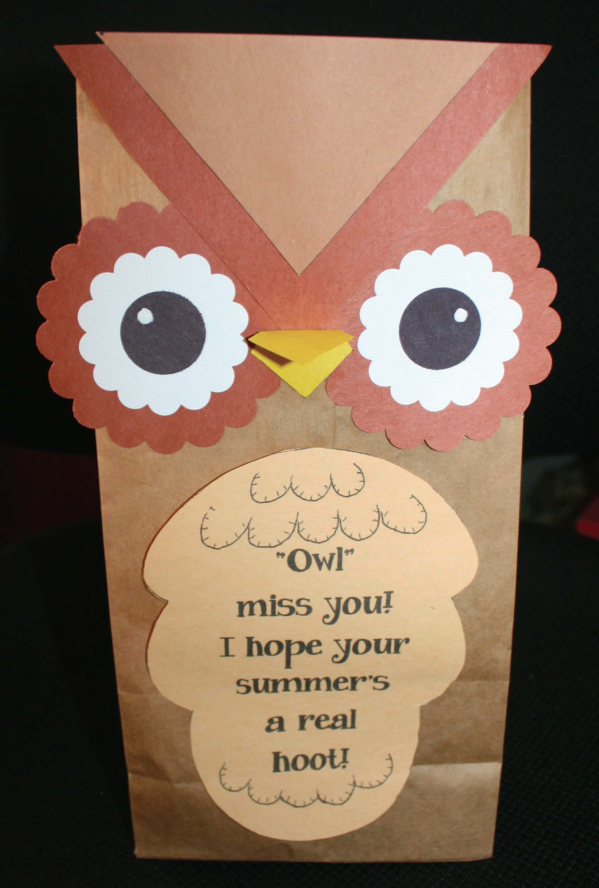 owl miss you activities, owl miss you crafts, owl crafts, owl paper bag puppets, paper bag puppets, end of the year activities, end of the year gifts, graduation gifts, treat bags, beginning of the year gifts, open house treat bags, first day of school treat bags, gift bags, treat bags, graduation gifts, owl puppets, owl crafts, owl miss,