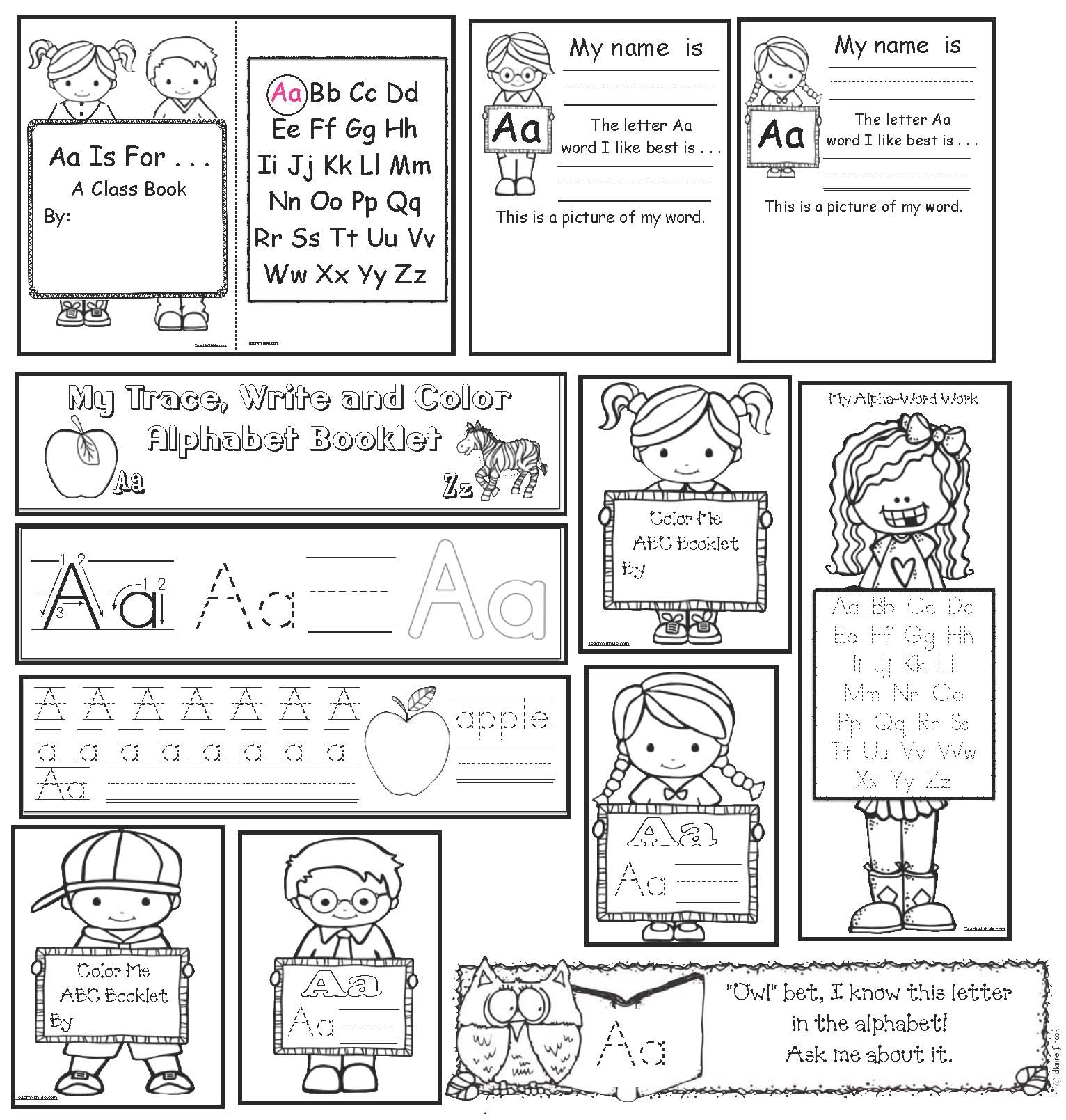 skip counting by 2s, 3s, 5s, & 10s, apple activities, apple crafts, alphabet activities, alphabet games, alphabet crafts, alphabet posters, alphabet worksheets, alphabet emergent readers, letter a activities, letter a crafts, pennant craft
