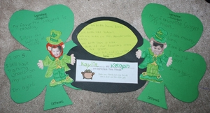 Leprechaun Venn Friends