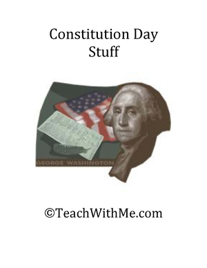 Constitution Day Stuff