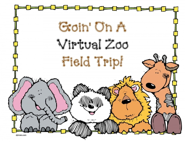 Goin' On A Virtual Zoo Fieldtrip