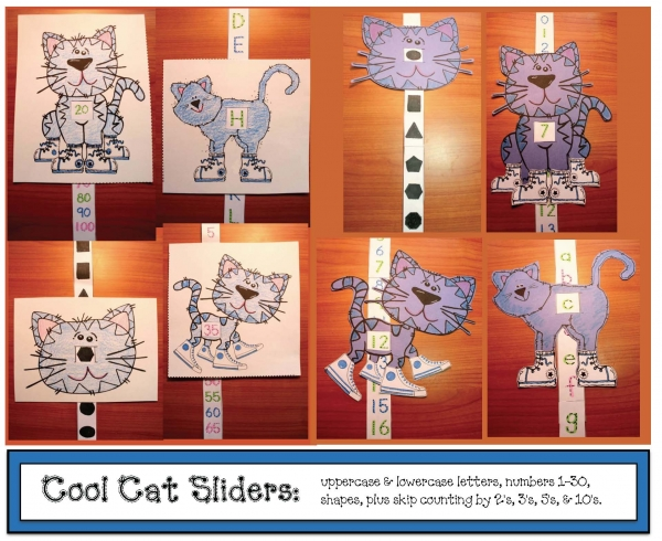 Cool Cat Sliders