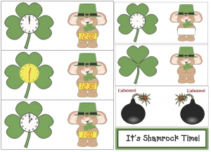 It's Shamrock Time