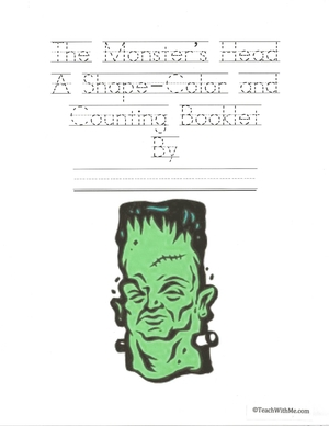 Booklet: The Monster's Head