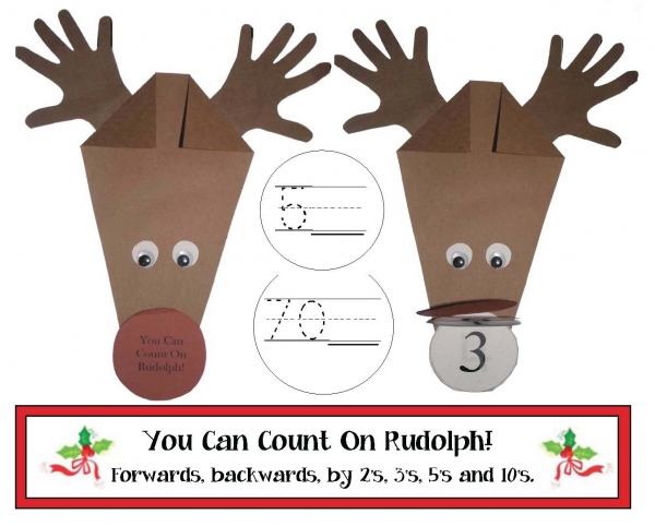 You Can Count On Rudolph