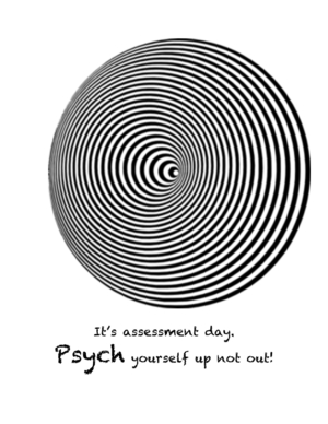 Psych Up Poster