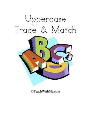 Uppercase Trace And Match
