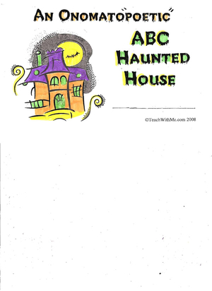 ABC Haunted House
