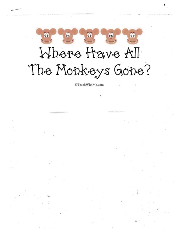 Booklet: Where Have All The Monkeys Gone?