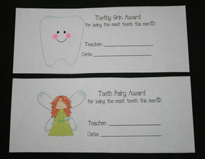 Tooth Certificates