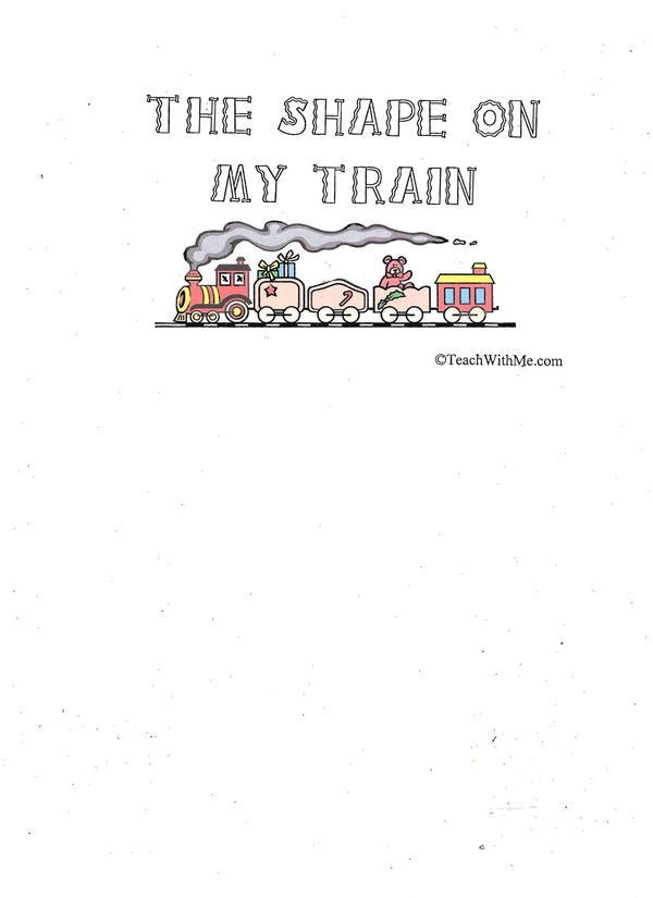 Booklet: The Shape On My Train