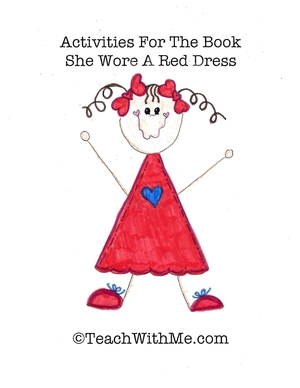 Activities For Mary Wore A Red Dress