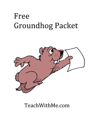 Free Groundhog Packet