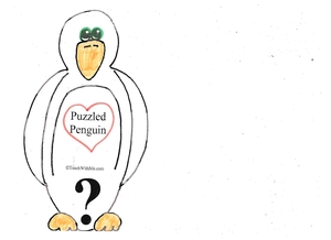 Booklet: Puzzled Penguin
