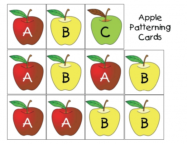 Apple Patterning