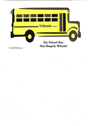 Booklet: My School Bus Has Shapely Wheels