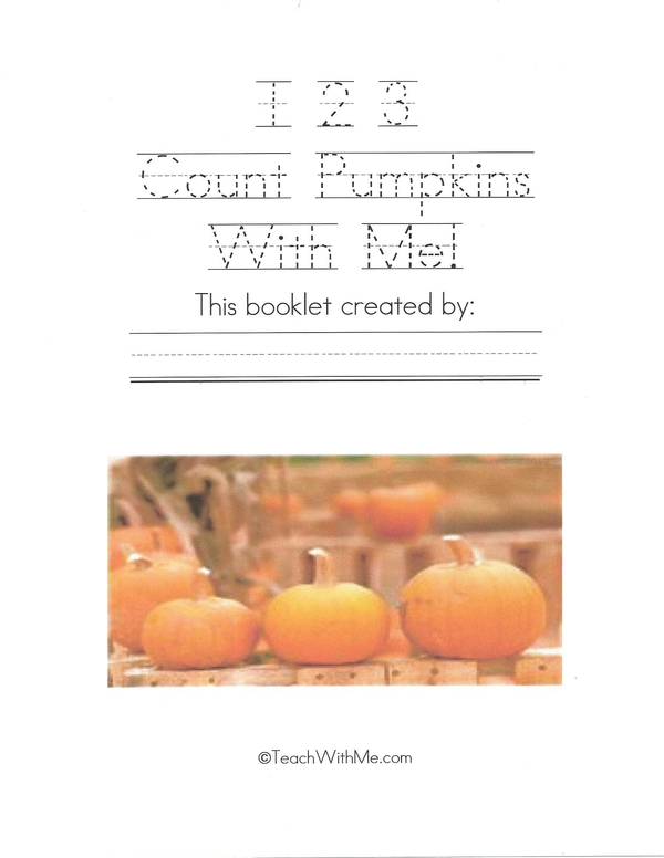 123 Count Pumpkins With Me