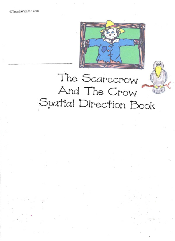 Booklet: The Scarecrow and the Crow