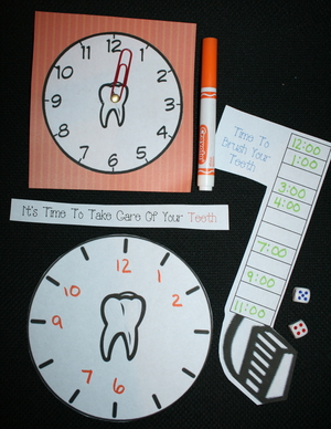 Tooth Time Games