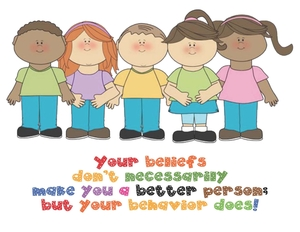Behavior Poster