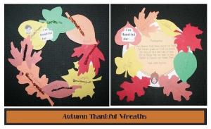Autumn Thankful Wreaths