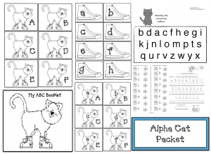 Alpha Cat Packet