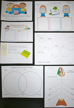 General Graphic Organizers