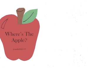 Booklet: Where's The Apple?