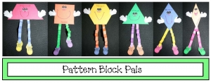 Pattern Block Pals