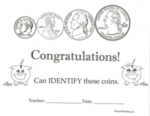 Coin Certificates