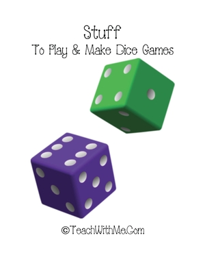 Dice Game Stuff