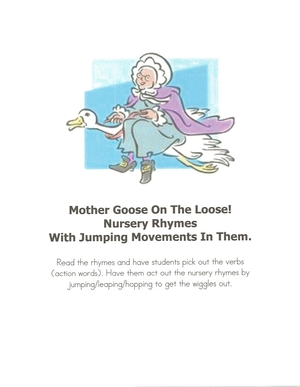 Leapin' Nursery Rhymes
