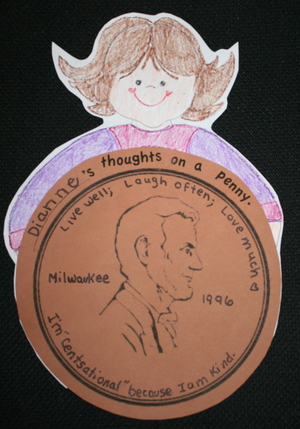 A Penny For Your Thoughts Activities