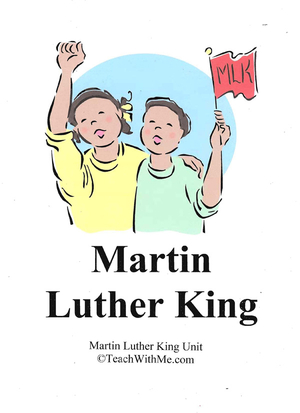 Martin Luther King Jr. Mini Unit