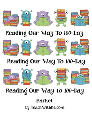 100-Day Reading Challenge Packet