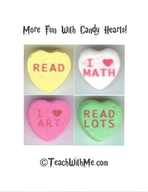 More Fun With Candy Hearts II