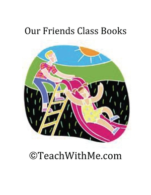 Our Friends Class Books