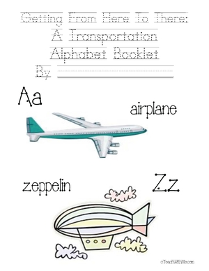 Transportation A to Z