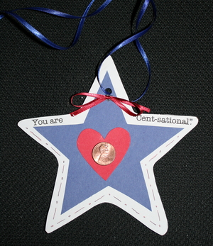 You're Cent-sational Star Necklace