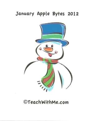 2012  January Apple Bytes