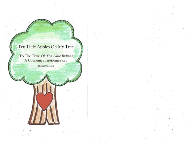 Booklet: 10 Little Apples Teacher's Edition