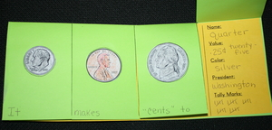 Coin Flip Booklet
