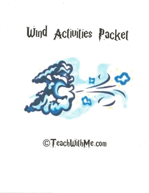 Wind Activities Packet